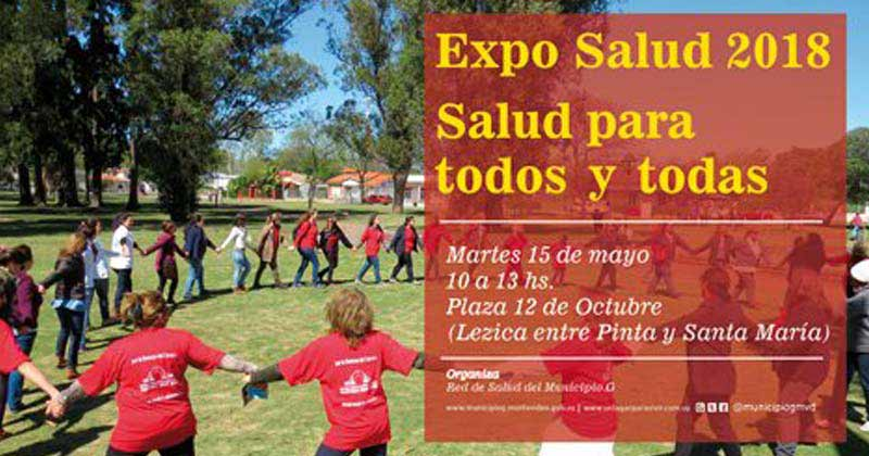 expo salud 2018