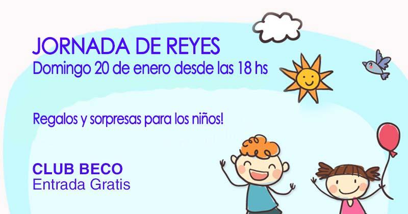 54f596440 Jornada de reyes en el Club Beco - Colón Portal