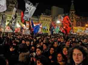 argentina homosexual Aprueban matrimonio en